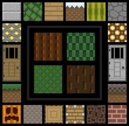 BitKnit [supports 1.4.7 and 13w01b] Minecraft Texture Pack