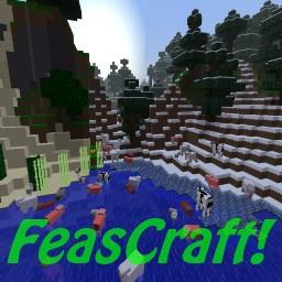 FeasCraft V1.5.1 (16x) Minecraft Texture Pack
