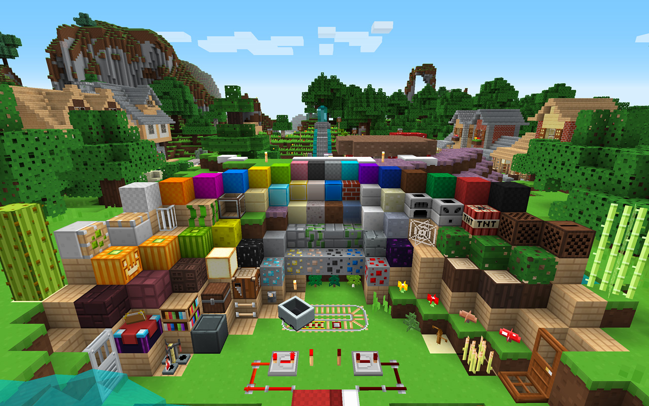 Minecraft Top Texture Packs 1.2.5