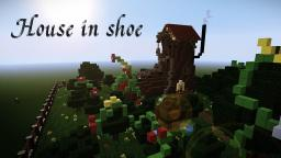House in Shoe Minecraft