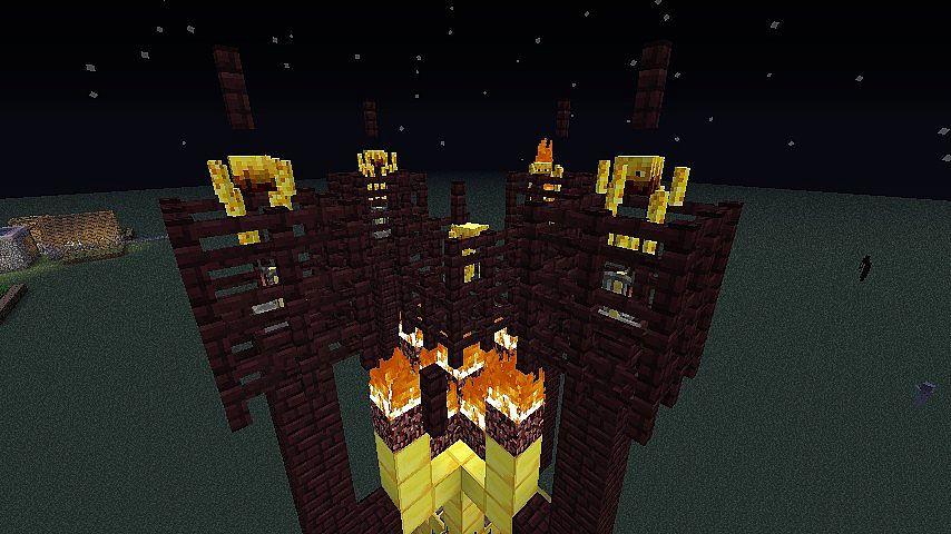Blaze court