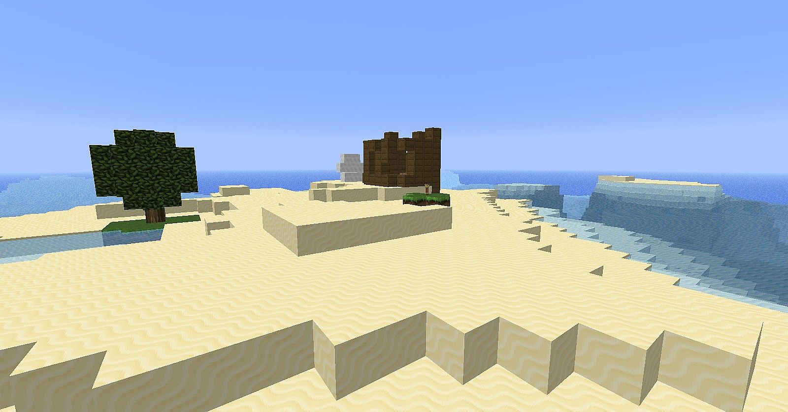 FutureGaming Serie No. 1: Survival island Minecraft Project