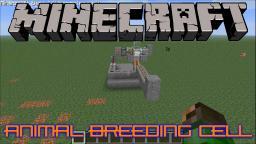 Animal Breeding Cell Tutorial Minecraft Map & Project