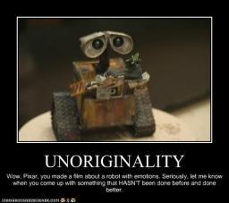Unoriginality: Maybe a Rant Minecraft Blog Post