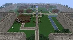Final Fantasy 1 - Cornelia Minecraft Map & Project