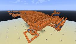 16 Bit Combinational/Sequential Divider [RDF] Minecraft Map & Project