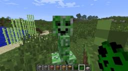Baby Creepr Skin *For Mobs Only* Minecraft Texture Pack