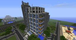 Liberty Manor | Apartment Complex | By GattacaAE Minecraft Map & Project
