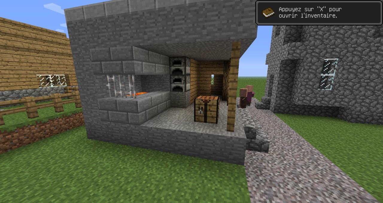 [obsolete] Improved village Minecraft Mod