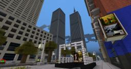 Another Minecraft City [Discontinued] Minecraft Project
