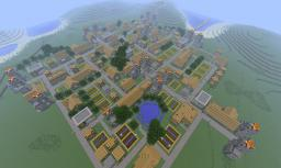 NPC Island Minecraft