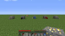 More ores 2 (1.5.1) Minecraft Mod