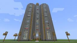 Office Building (and Schematic) up0date to 1.4 Minecraft Project