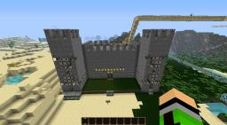 City of the Fun V1 Minecraft Map & Project