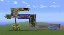 Metroid Fusion in Minecraft! Minecraft Project