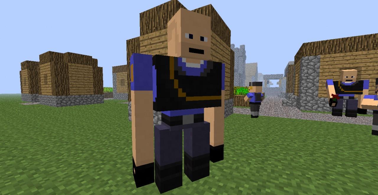 Tf2 Mobs Minecraft Texture Pack