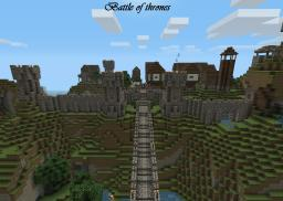 Battle of thrones Minecraft Project