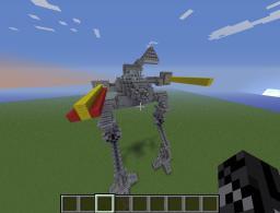 bushwacker mechwarrior Minecraft Map & Project