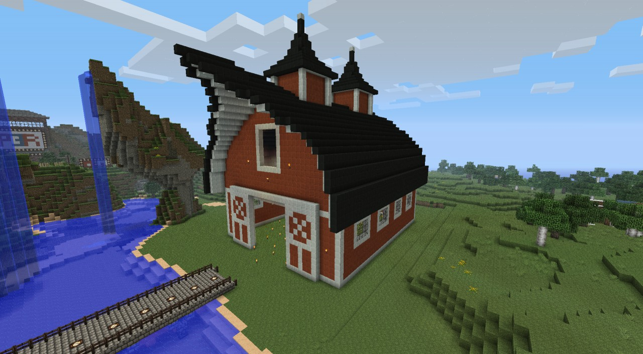 The Barn Minecraft Project