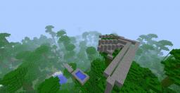 parkour style Minecraft Project
