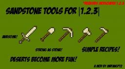 Sandstone Tools Mod  1.2.3  FIXED Minecraft Mod