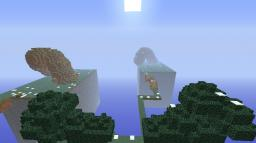 Minecraft PVP Multiplayer Map 1.2.3 Minecraft Project