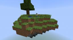 Bosheevus's Floating Island Survival World Minecraft