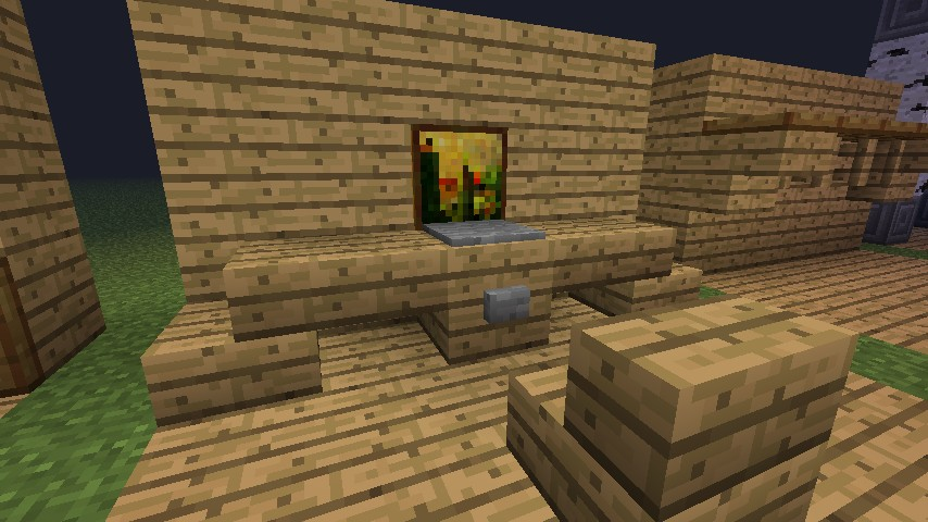 Minecraft Tutorial - House Decorating Minecraft Project