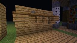 Minecraft Tutorial - House Decorating Minecraft Map & Project