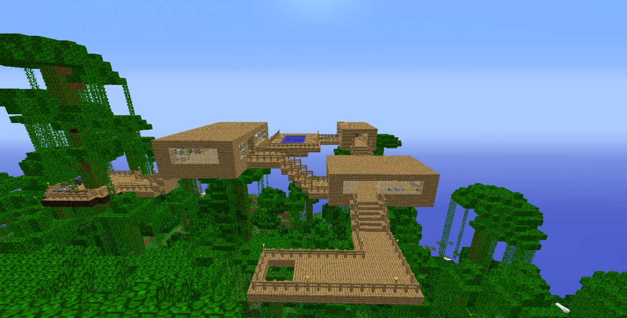 how to get jungle saplings in minecraft