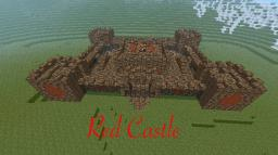 [CTF] Castle Defense- Red vs Blue Minecraft Map & Project