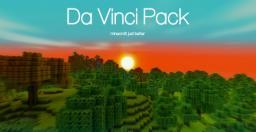 [1.2.4] Da Vinci Pack - Never before seen textures from Leonardo himself! Minecraft