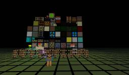 Cartoon craft Minecraft Texture Pack