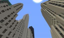20th Century City Minecraft Map & Project