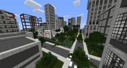Jamesocalypse Ruined City Adventure Map Minecraft Map & Project