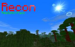 Recon-Realistic [128x] Minecraft Texture Pack