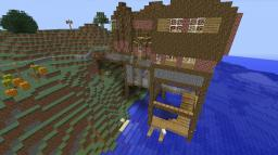 Cliffside Condo -- Island of the Cliffside Condo [Ver1.0] Minecraft Map & Project