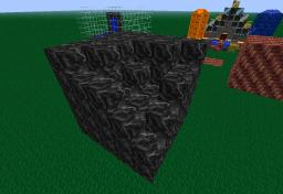 Softer obsidian and stone glows Minecraft Mod