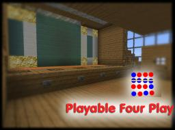 Playable 4 play Minecraft