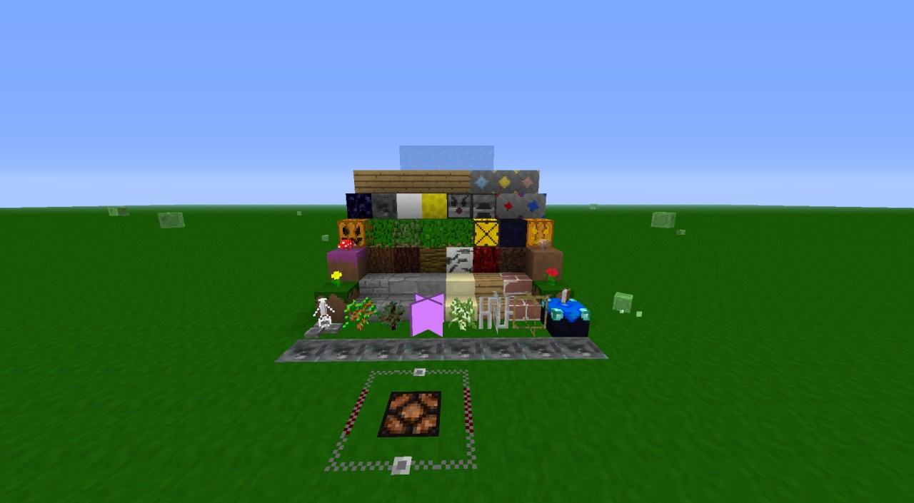Miloguy's RPG Minecraft Texture Pack