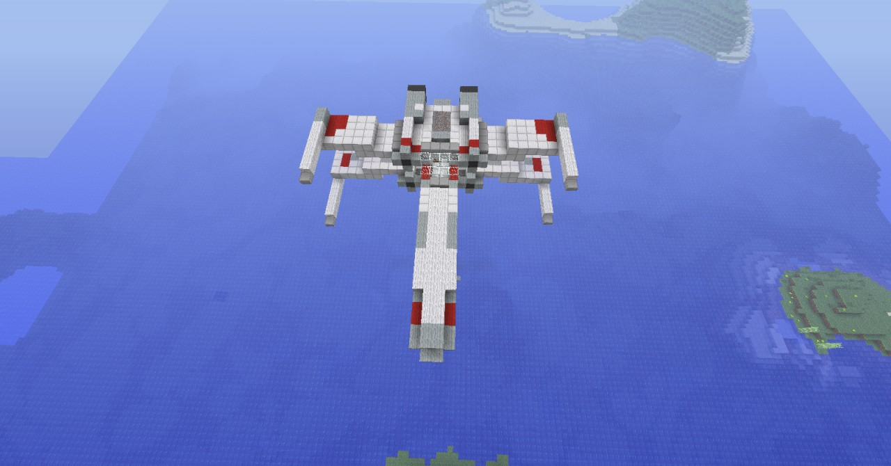 Minecraft Wings Craft