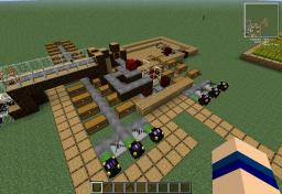 Automatic coal maker(Used mods)+ download link Minecraft Map & Project