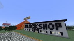 The Basic shop Minecraft Project