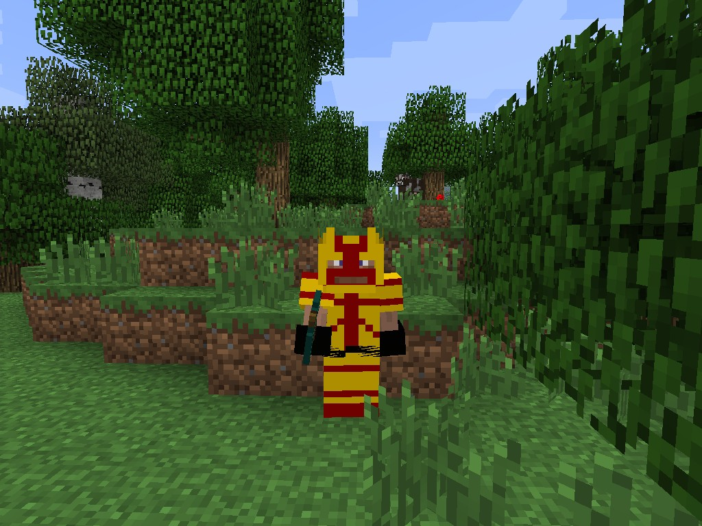New armor Minecraft Texture Pack