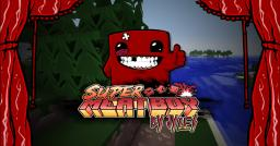 SUPER MEATBOY 64x [1.2.4] Minecraft Texture Pack