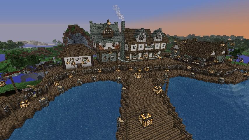Port Royal V2 Minecraft Project