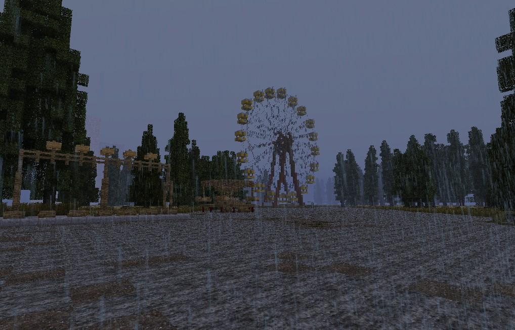 Exbo Stalcraft Minecraft Stalker Project - картинка 3