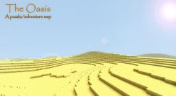 The Oasis - A Puzzle/Adventure Map Minecraft