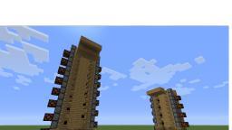 Zipper Elevator Minecraft Map & Project