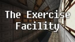 The Exercise Facility (Stair-Climber Machine) Minecraft Map & Project